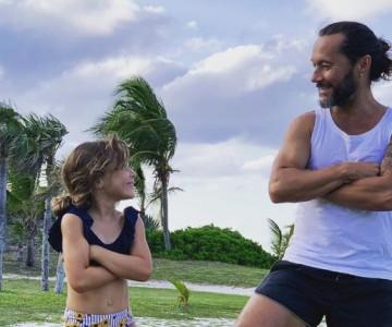 El tierno mensaje de Diego Torres a su hija en redes