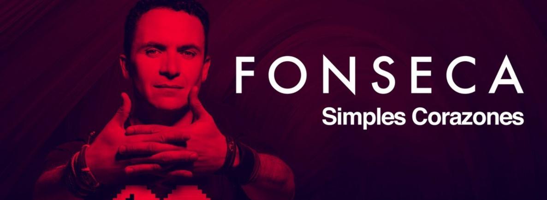 """""""Tour Simples Corazones"""": la gira de conciertos de Fonseca por Colombia"""