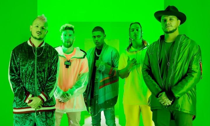 Piso 21 lanza nueva canción junto a Black Eyed Peas