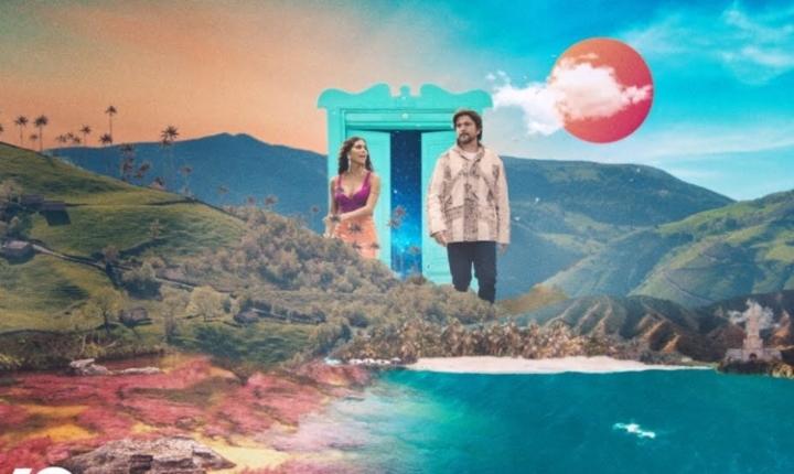 Greeicy Y Juanes se unen para presentar 'Minifalda'