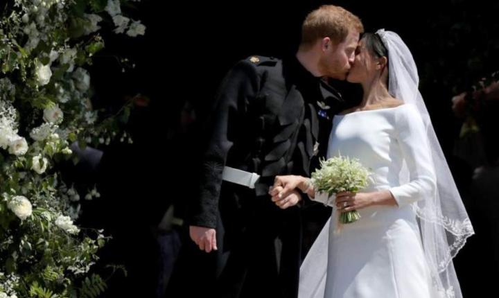 ¡Atención ya viene la novia!