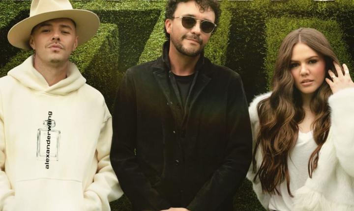 Andrés Cepeda estrena 'Infinito' junto a Jesse & Joy
