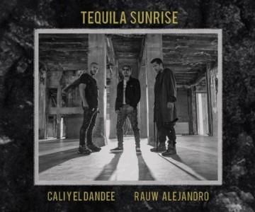 Cali y El Dandee regresan con 'Tequila Sunrise' junto a Rauw Alejandro