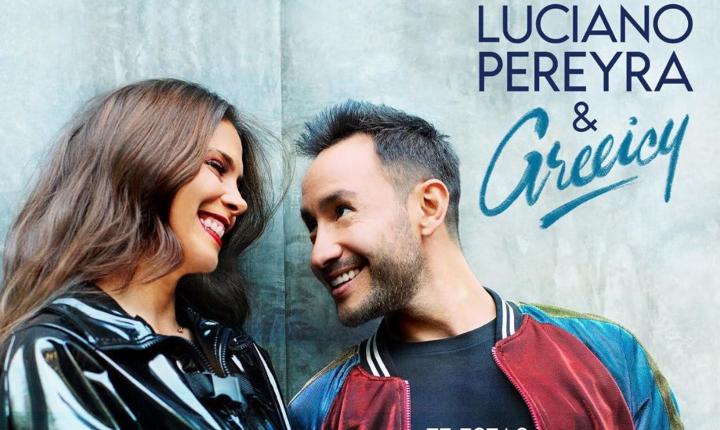 Greeicy colabora con Luciano Pereyra en 'Te Estás Enamorando De Mí'