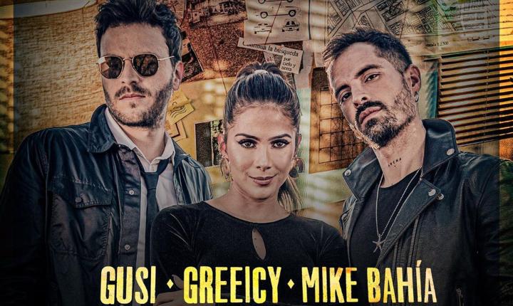 Gusi, Greeicy y Mike Bahía se sienten unos 'Locos Dementes'