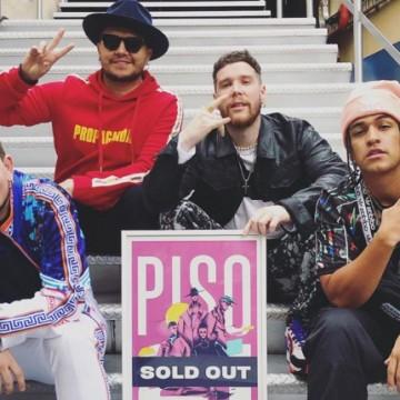 Piso 21 ofrece inolvidable concierto en México