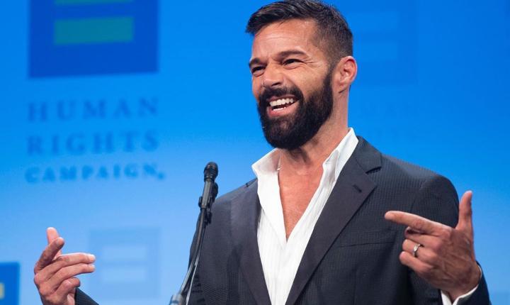 El cuarto hijo de Ricky Martin nacería en diciembre