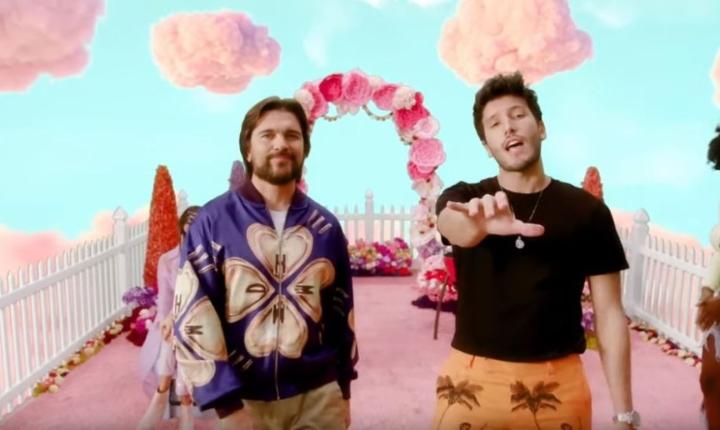 Sebastián Yatra y Juanes estrenan 'Bonita'