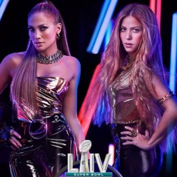 Filtran supuesta lista de canciones de Shakira y JLo para Super Bowl