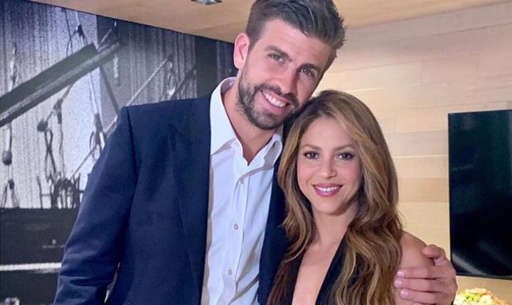 El vergonzoso momento de Shakira y Piqué con el Rey Felipe