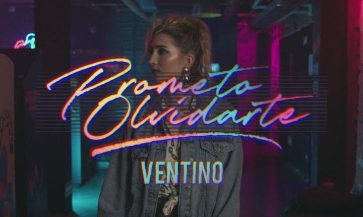 Ventino estrena 'Prometo Olvidarte'
