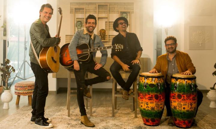 Bacilos y Alejandro González unen sus voces para presentar 'Carta a Cupido'