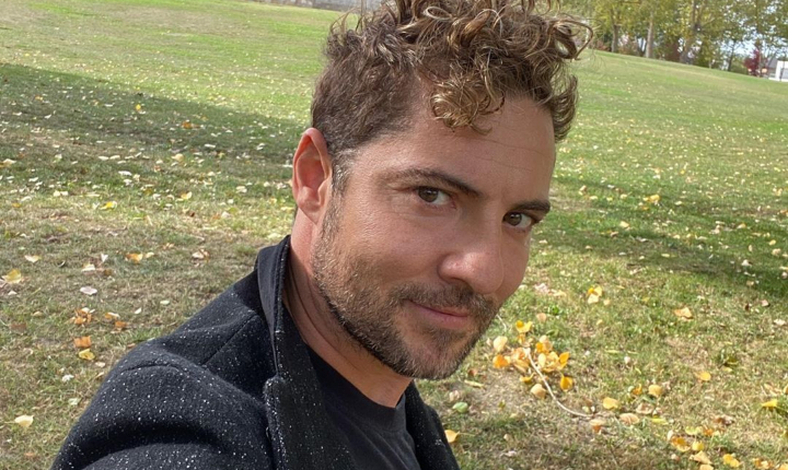 David Bisbal interpretará canción para Frozen 2