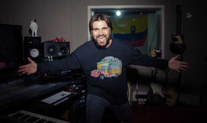 """Juanes ofrecerá concierto """"para todos"""" en Bogotá"""