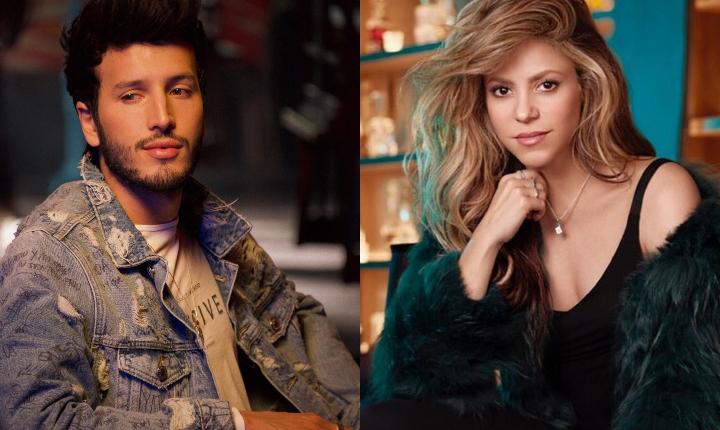 Sebastián Yatra ahora quiere cantar con Shakira
