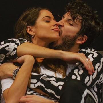 Con divertido juego Sebastián y Tini revelan secretos de su relación