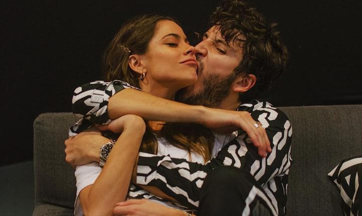 Sebastián Yatra y su novia Tini actuarán juntos en una serie