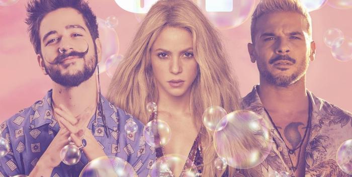 Camilo ft. Pedro Capó, Shakira