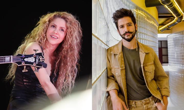 ¿Shakira y Camilo cantarán juntos?