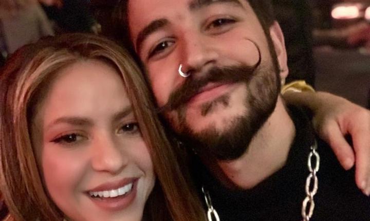 Camilo relata anécdota de su encuentro con Shakira