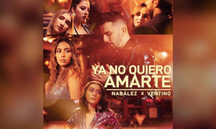 'Ya No Quiero Amarte', lo nuevo de Nabález y Ventino