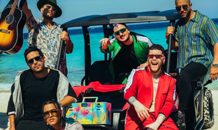 Cali y El Dandee estrenan 'Voy Por Ti' en colaboración con Piso 21