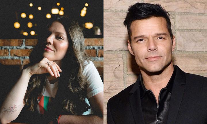 Joy felicitó a Ricky Martin por su cuarto hijo