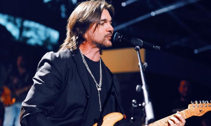Entre música y aplausos, Juanes es reconocido como Persona del Año