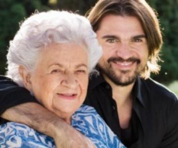 Mamá de Juanes se vuelve viral por gozar canción de su hijo