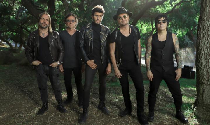 Maná vuelve a cantar 'No Ha Parado De Llover', ahora junto a Sebastián Yatra
