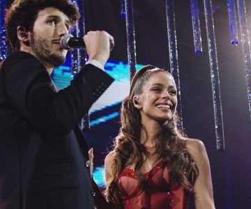 Sebastián Yatra y su ex, Tini, se reencontrarían en diciembre