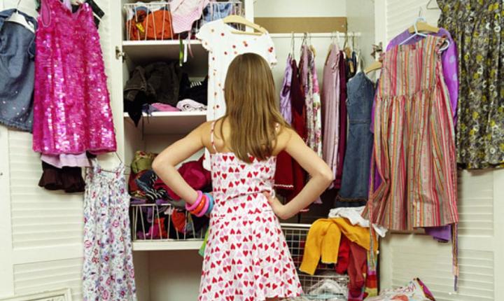 Dale espacio al nuevo año, revisa tu closet
