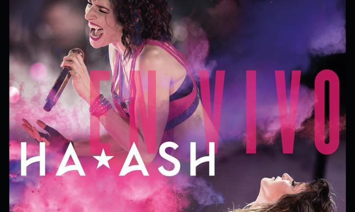 'En Vivo' el nuevo álbum de Ha*Ash de su gira '100 Años Contigo'