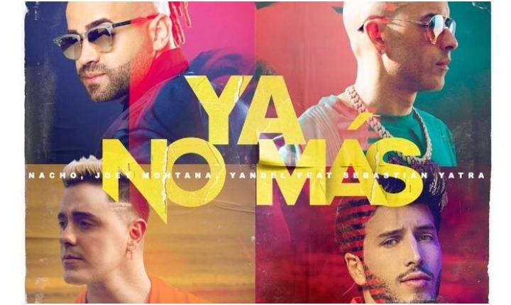 Sebastián Yatra se une a otros cantantes para decir 'Ya No Más'