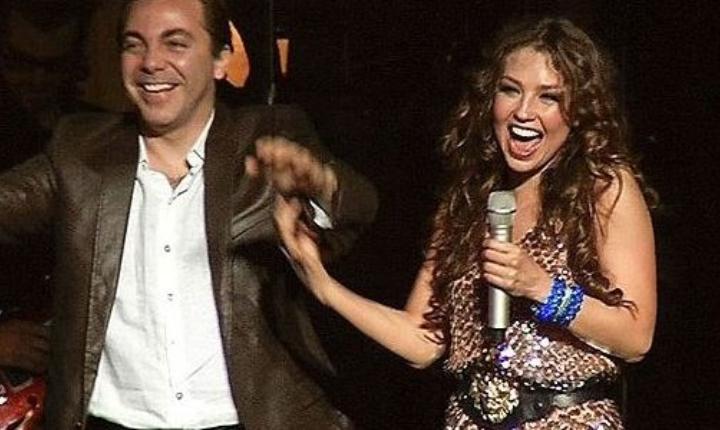 ¡Thalía y Cristian Castro tuvieron un romance! Así lo confirmó el cantante