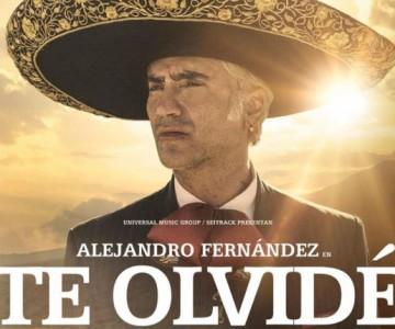 Te Olvidé – Alejandro Fernández
