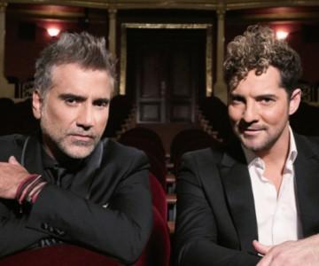 Abriré La Puerta – David Bisbal, Alejandro Fernández