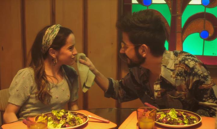 Ricardo Montaner lanza video de 'Te Adoraré' protagonizado por Evaluna y Camilo