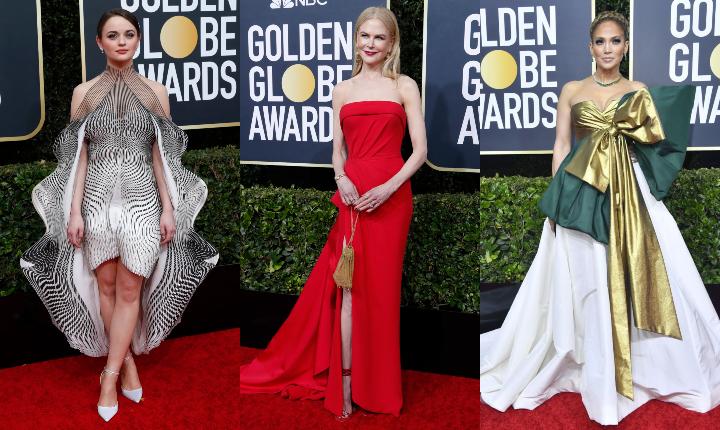 Golden Globes 2020, los looks que causaron sensación