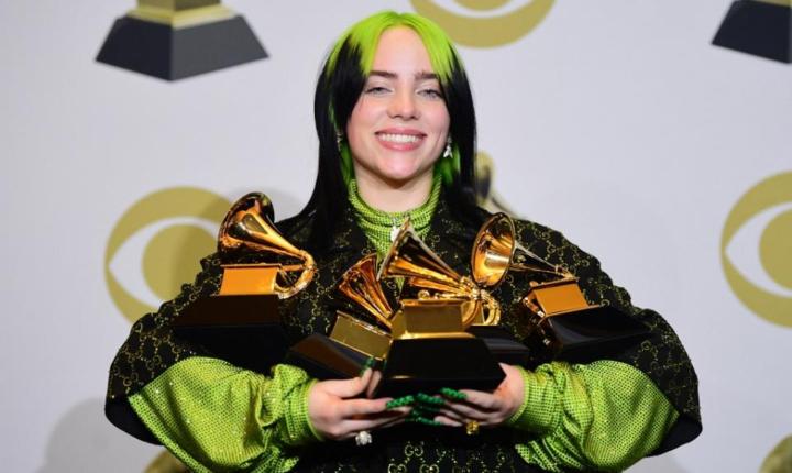 Los looks más llamativos y memorables de esta entrega del Grammy 2020