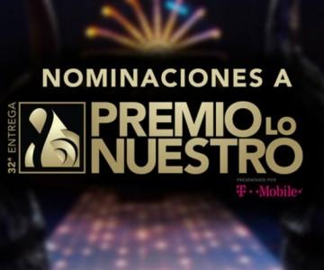 Artistas Radio Tiempo nominados a Premios Lo Nuestro 2020