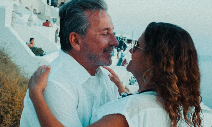 Así nació la historia de amor entre Ricardo Montaner y su esposa