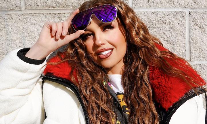Thalía, elegida para presentar Premios Lo Nuestro 2020