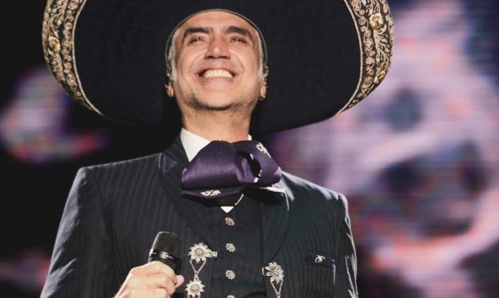 Alejandro Fernández llegará con su gira a Colombia