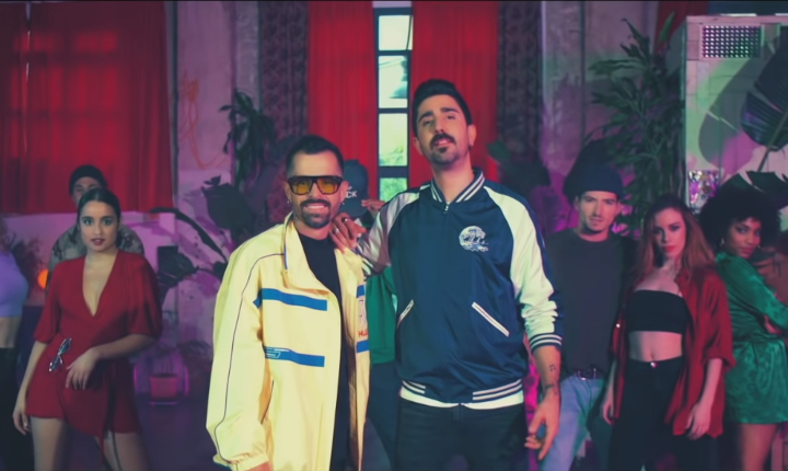 Alex Ubago estrena video de 'Si Tú Te Vas' junto a Mike Bahía
