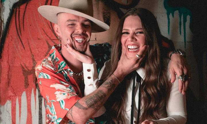 Jesse & Joy se reencuentran tras meses separados