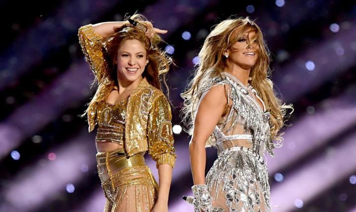 Shakira y JLo, la explosión latina en el Super Bowl