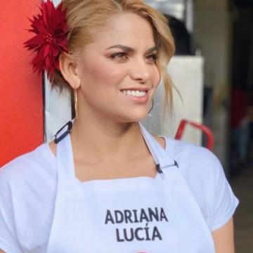 Adriana Lucía es la ganadora de MasterChef Celebrity