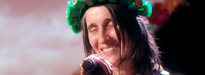 Andrea Echeverri, una mujer colombiana que le dio voz al rock latino