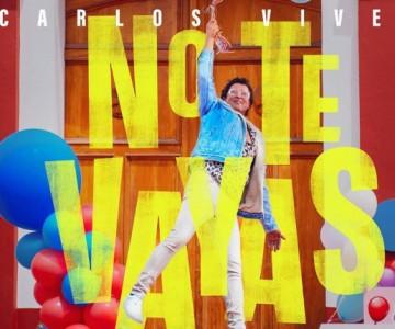 No Te Vayas – Carlos Vives